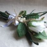 Декоративное украшение для стола «Розочка »