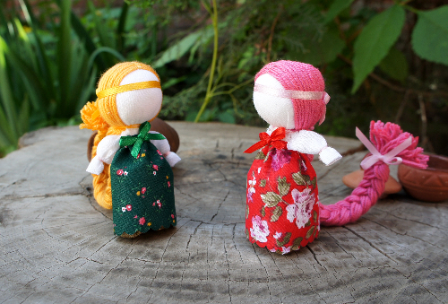 Кукла «На счастье»