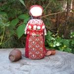 Народная кукла «Семья»