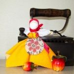Вепская кукла «Кормилочка», фото 1