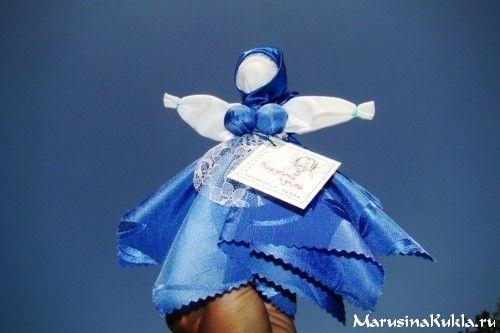 Вепсская кукла «Кормилочка», фото 2