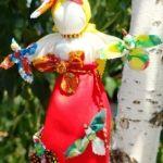 Кукла «Птица Радость», фото 1