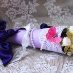 Приглашение на свадьбу «Конверт»