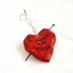 сердце сувенир №10