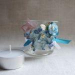 Свадебная свеча «Лазурь»